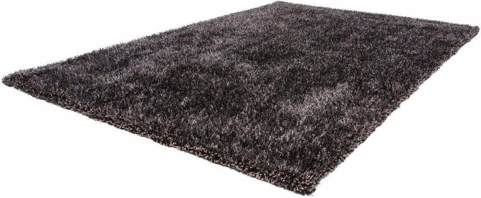 hochflor teppich flash 500 kayoom rechteckig h he 40 mm online kaufen otto. Black Bedroom Furniture Sets. Home Design Ideas