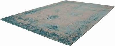 Teppich »Nostalgia 285«, Kayoom, rechteckig, Höhe 10 mm, Flachgewebe, Vintage Design, Wohnzimmer