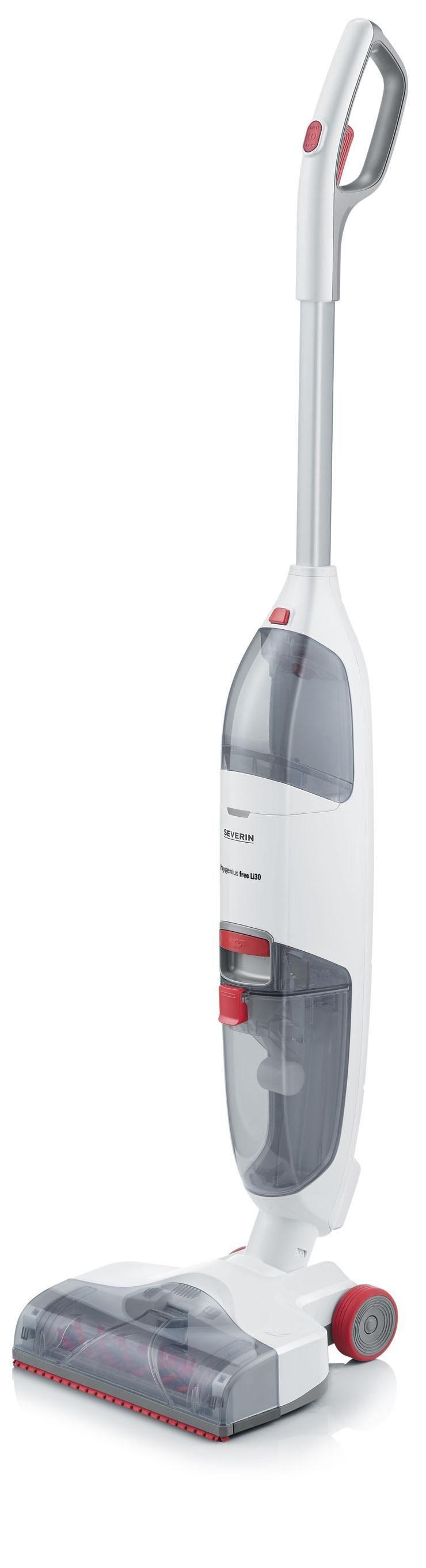 Severin Nass-Trocken-Sauger SC 7148 Hygenius Free Li30, 900 Watt, beutellos