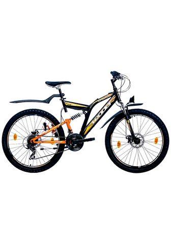 LEADER Universalus dviratis »Chicago« 26 Zoll...