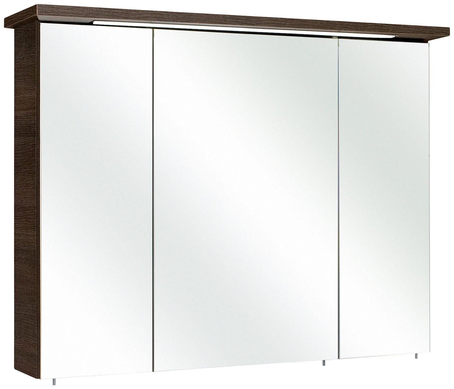 PELIPAL Spiegelschrank »Mara«, LED, Breite 75 cm