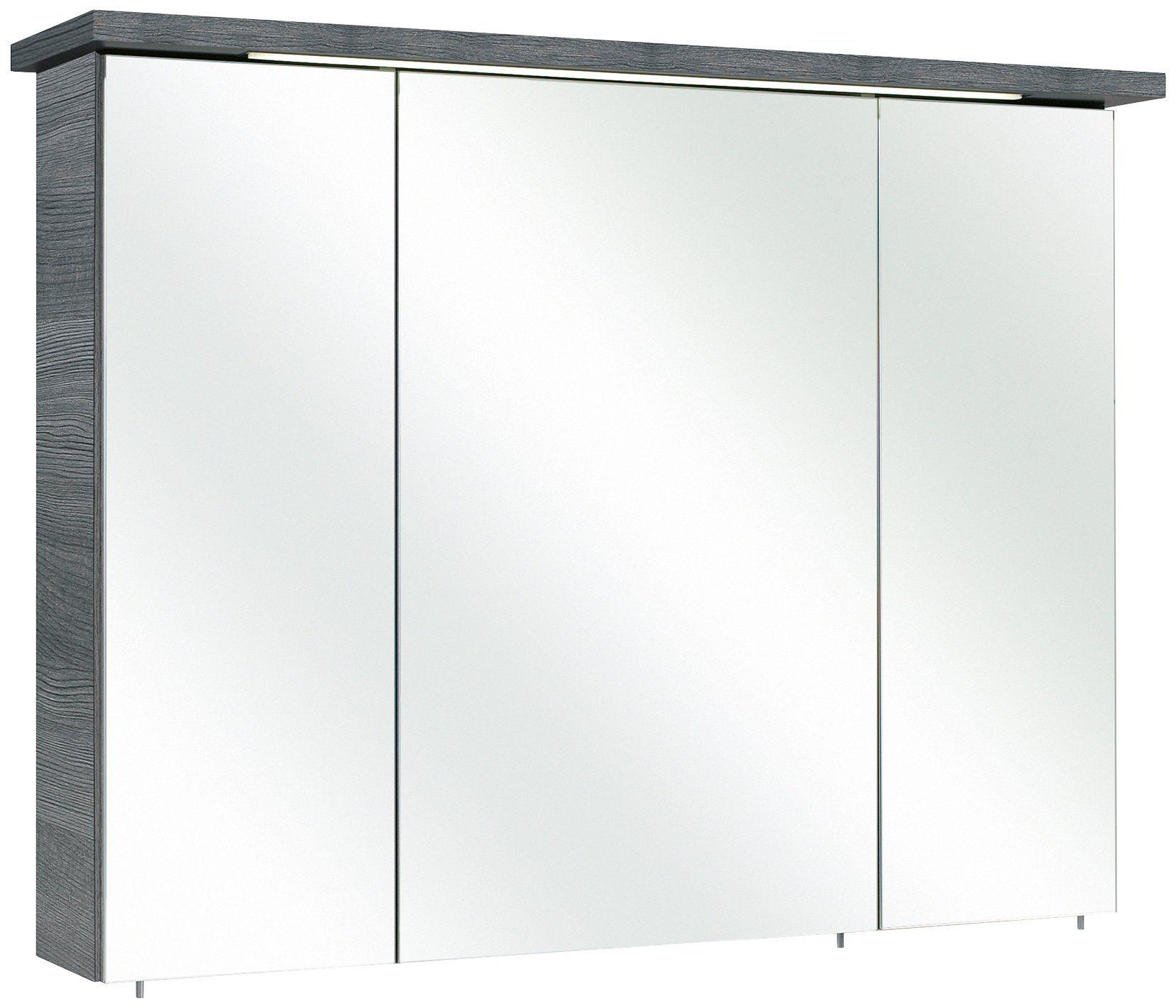 PELIPAL Spiegelschrank »Alika«, LED, Breite 75 cm