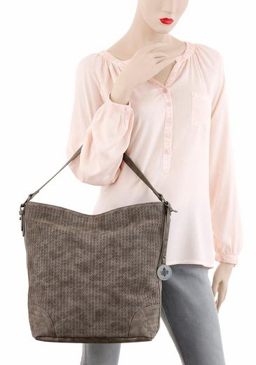 Rieker Hobo, With Fashionable Perforation