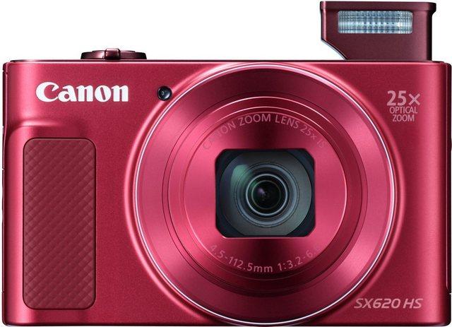 Digitalkameras - Canon »Power Shot SX620 HS« Superzoom Kamera (20,2 MP, 25x opt. Zoom, WLAN (Wi Fi), NFC)  - Onlineshop OTTO