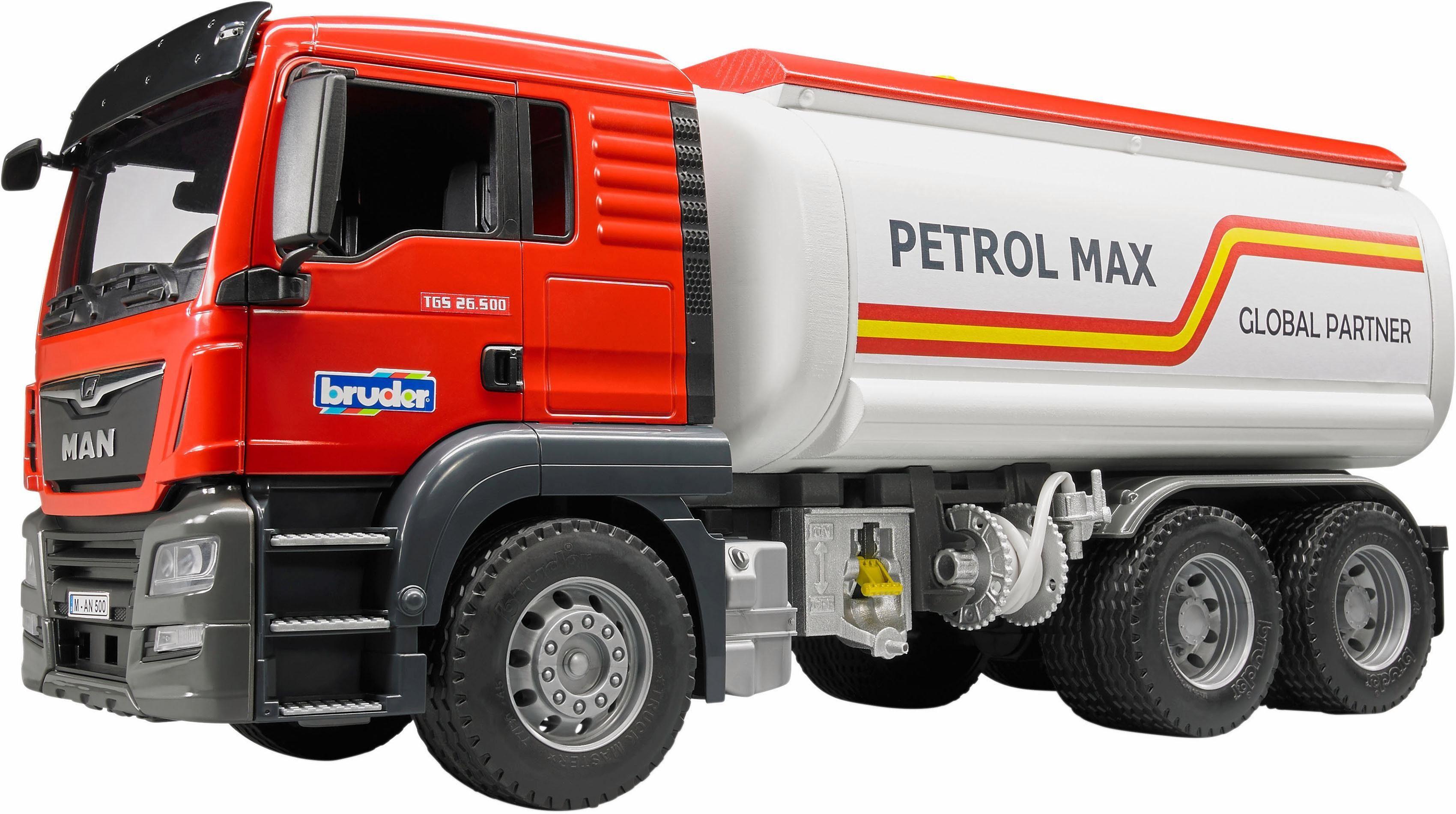 bruder® Spielzeug LKW Tankwagen 3775, »MAN TGS Tankwagen, 1:16«
