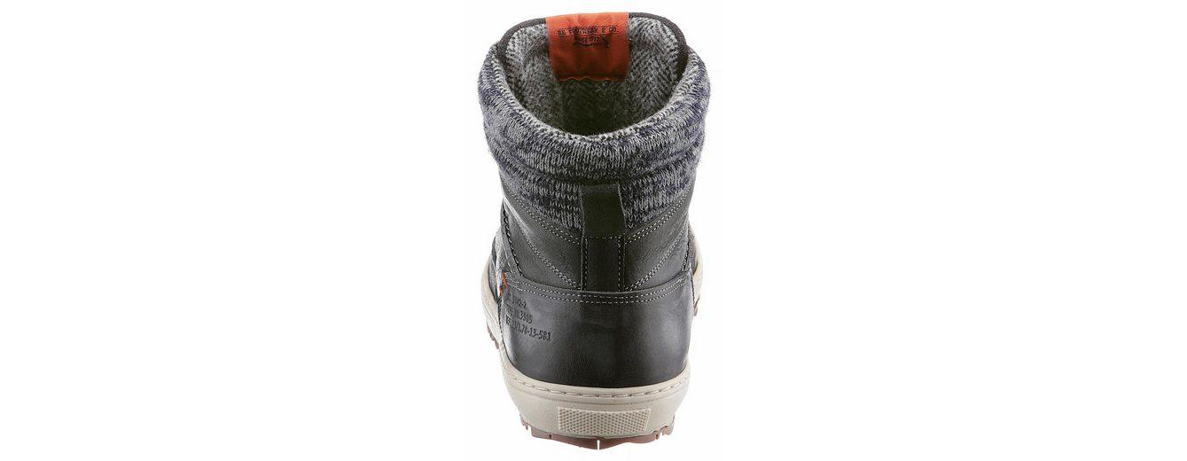 Bullboxer Sneaker, mit modischem Strickschaft
