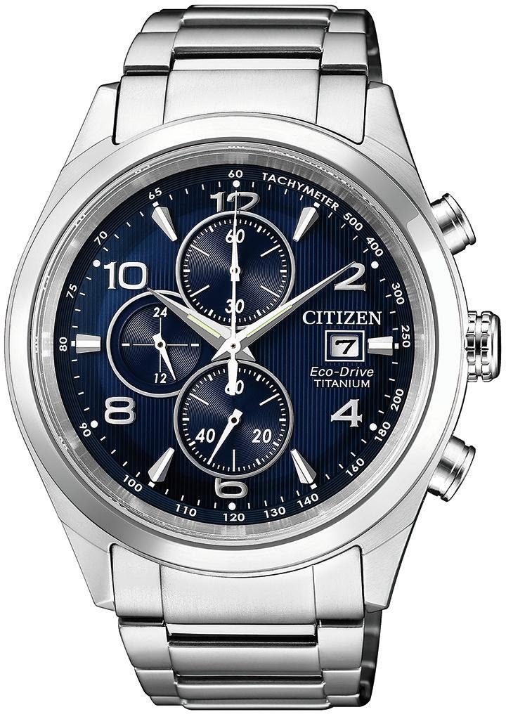 Citizen Chronograph »Super Titanium, CA0650-82L«