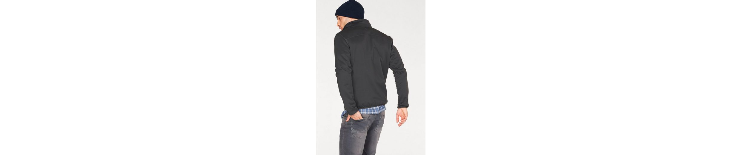 The North Face Softshelljacke MENs TANKEN FULL ZIP, - wind- & wasserabweisend