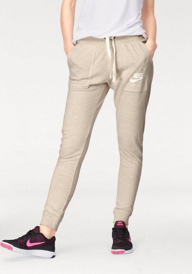 nike sportswear jogginghose women nsw gym vintage pant. Black Bedroom Furniture Sets. Home Design Ideas