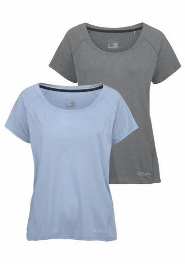 Ocean Sportswear Funktionsshirt, Im Doppelpack