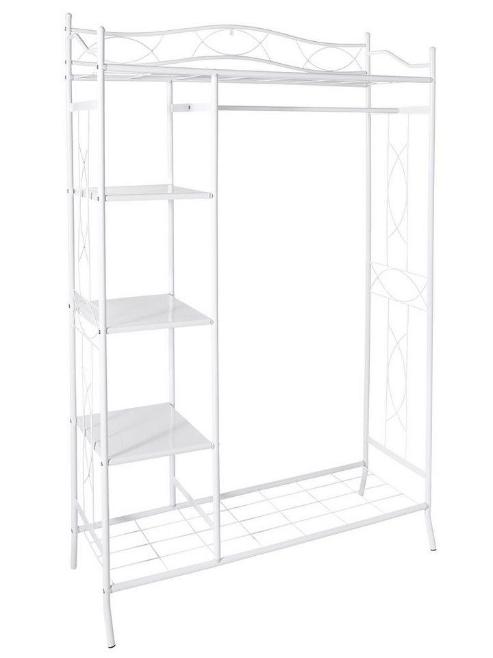 Garderobenleisten und Haken - heine home Standgarderobe aus Metall  - Onlineshop OTTO