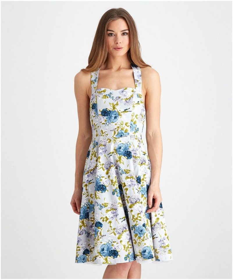 joe browns druckkleid pastell blumenkleid pastel floral vintage ohne rmel online kaufen otto. Black Bedroom Furniture Sets. Home Design Ideas