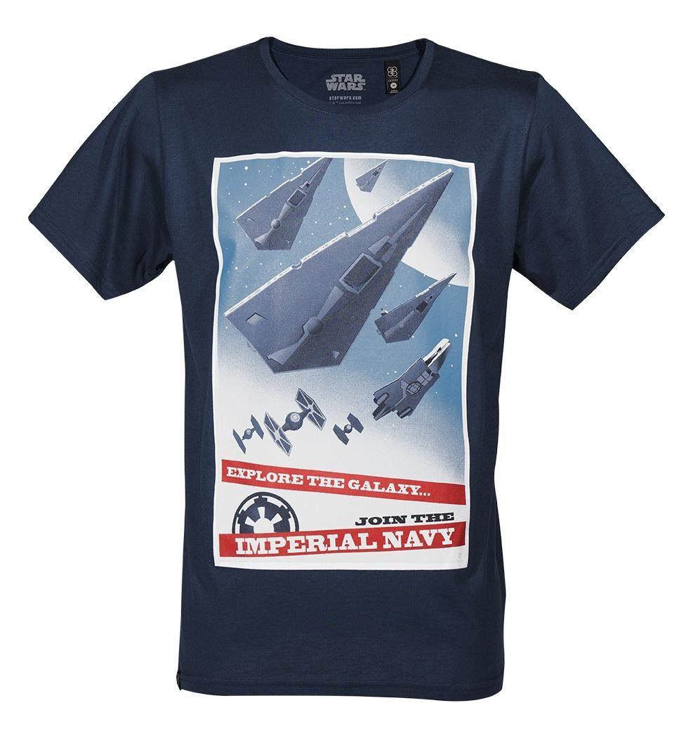 Gozoo T-Shirt »Star Wars - Join the Imperial Army«