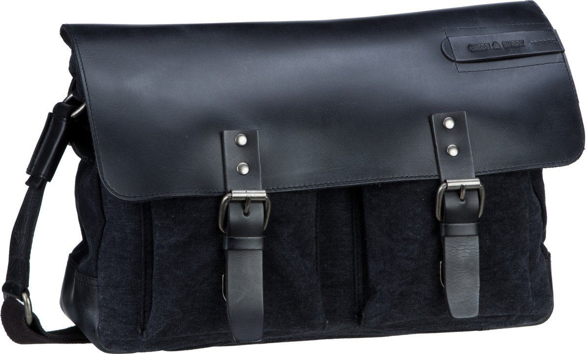 Greenburry Notebooktasche / Tablet »Black Sails 1176 Messenger Bag«
