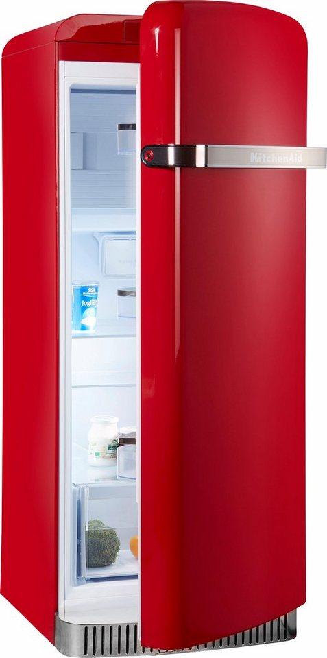 kitchenaid retro k hlschrank kcfme 60150r a 155 5 cm. Black Bedroom Furniture Sets. Home Design Ideas