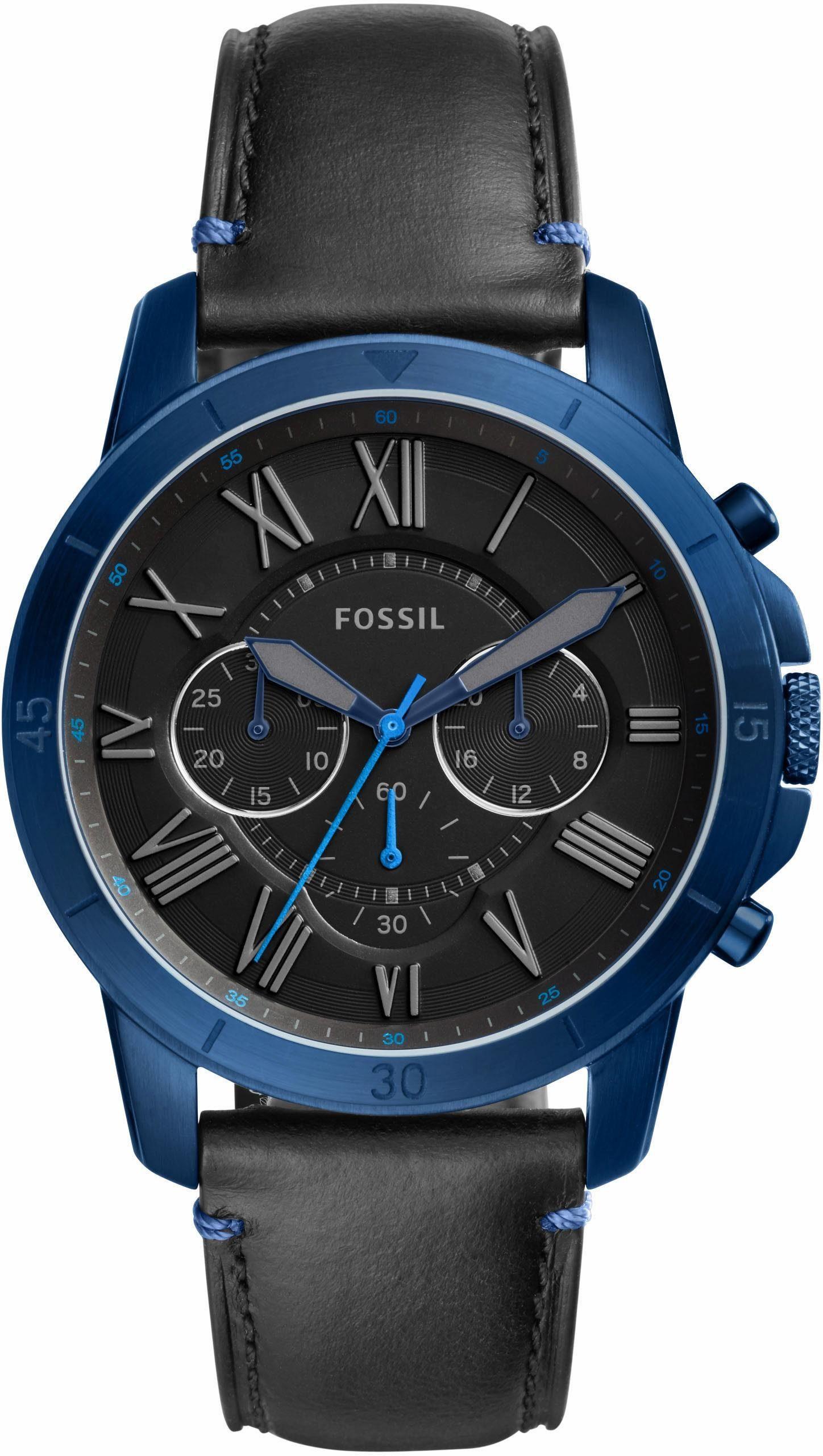 Fossil Chronograph »GRANT SPORT, FS5342«