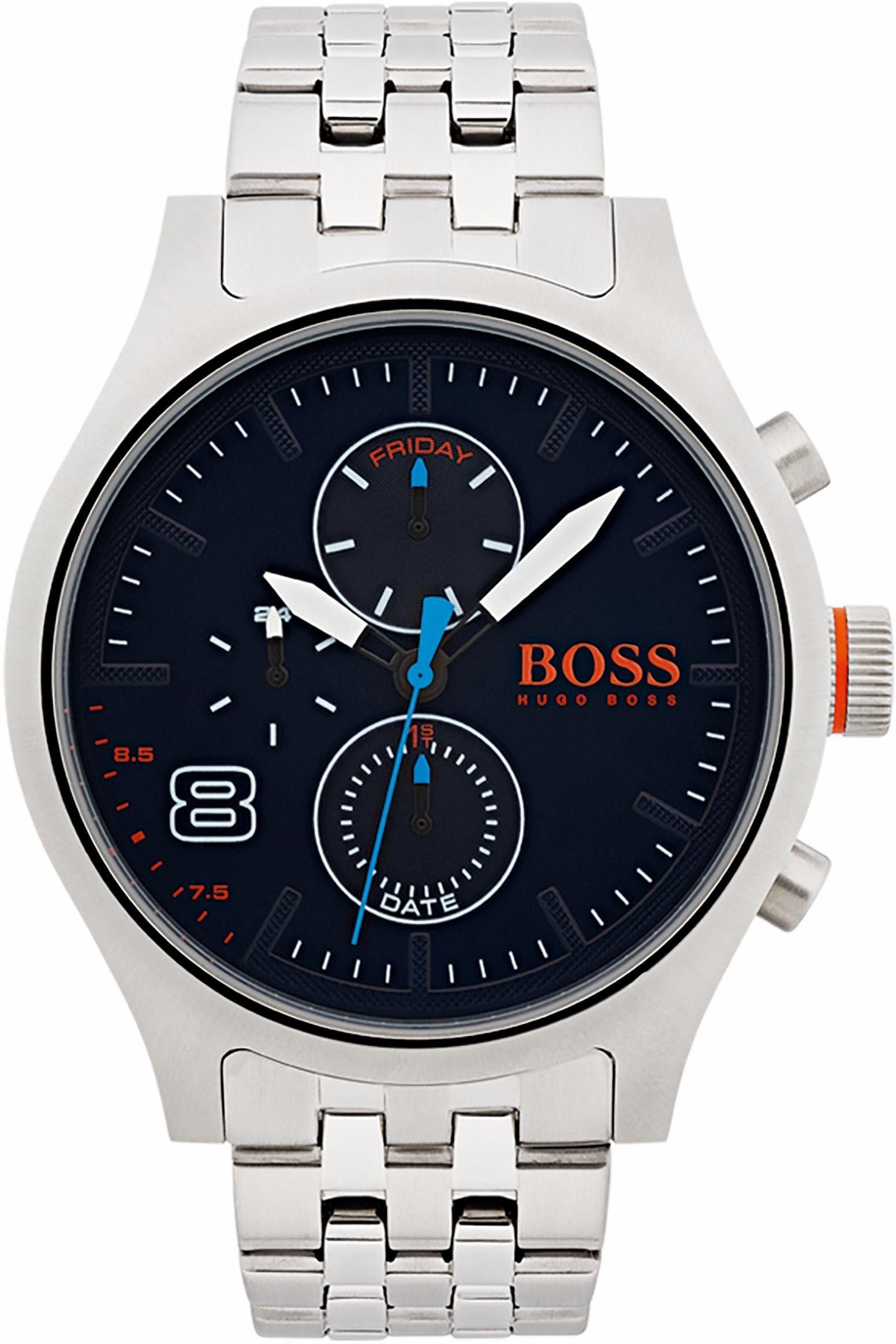 Boss Orange Multifunktionsuhr »AMSTERDAM, 1550023«