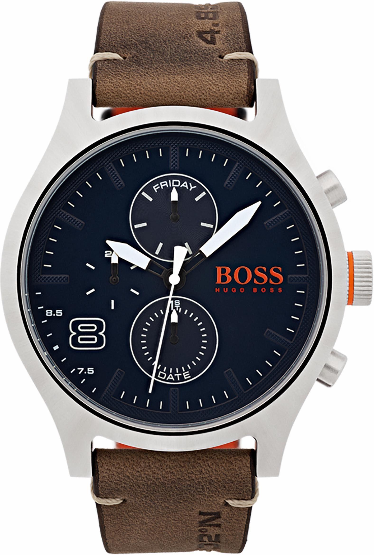 Boss Orange Multifunktionsuhr »AMSTERDAM, 1550021«