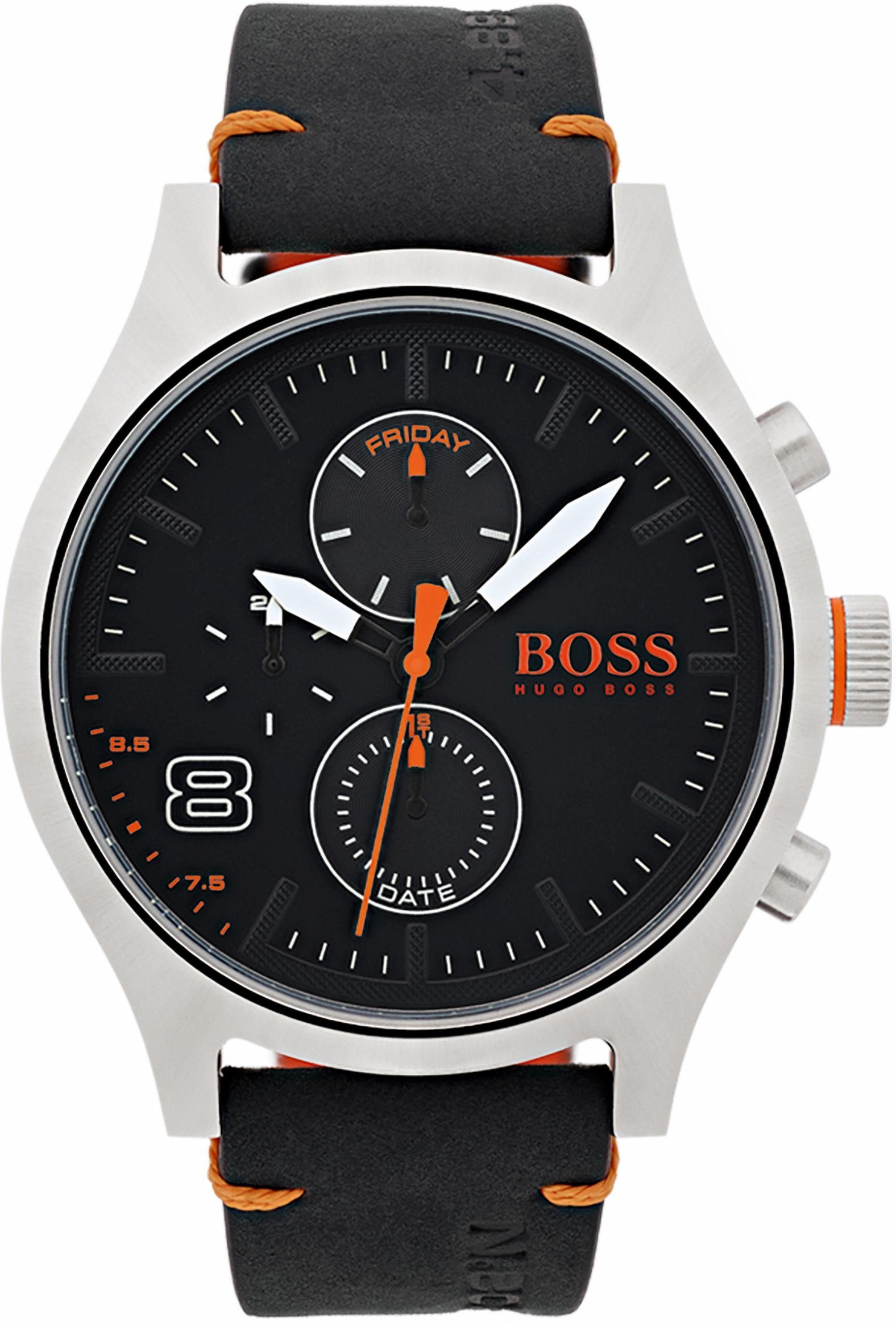 Boss Orange Multifunktionsuhr »AMSTERDAM, 1550020«
