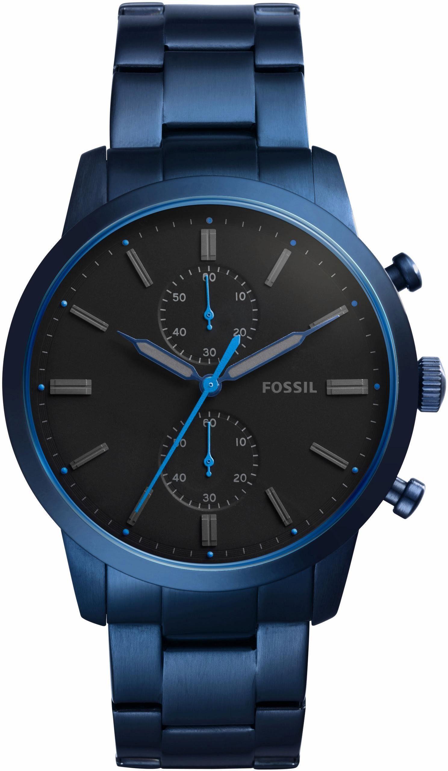 Fossil Chronograph »TOWNSMAN, FS5345«