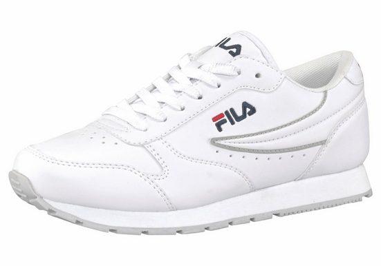 Fila Orbit Low Sneaker