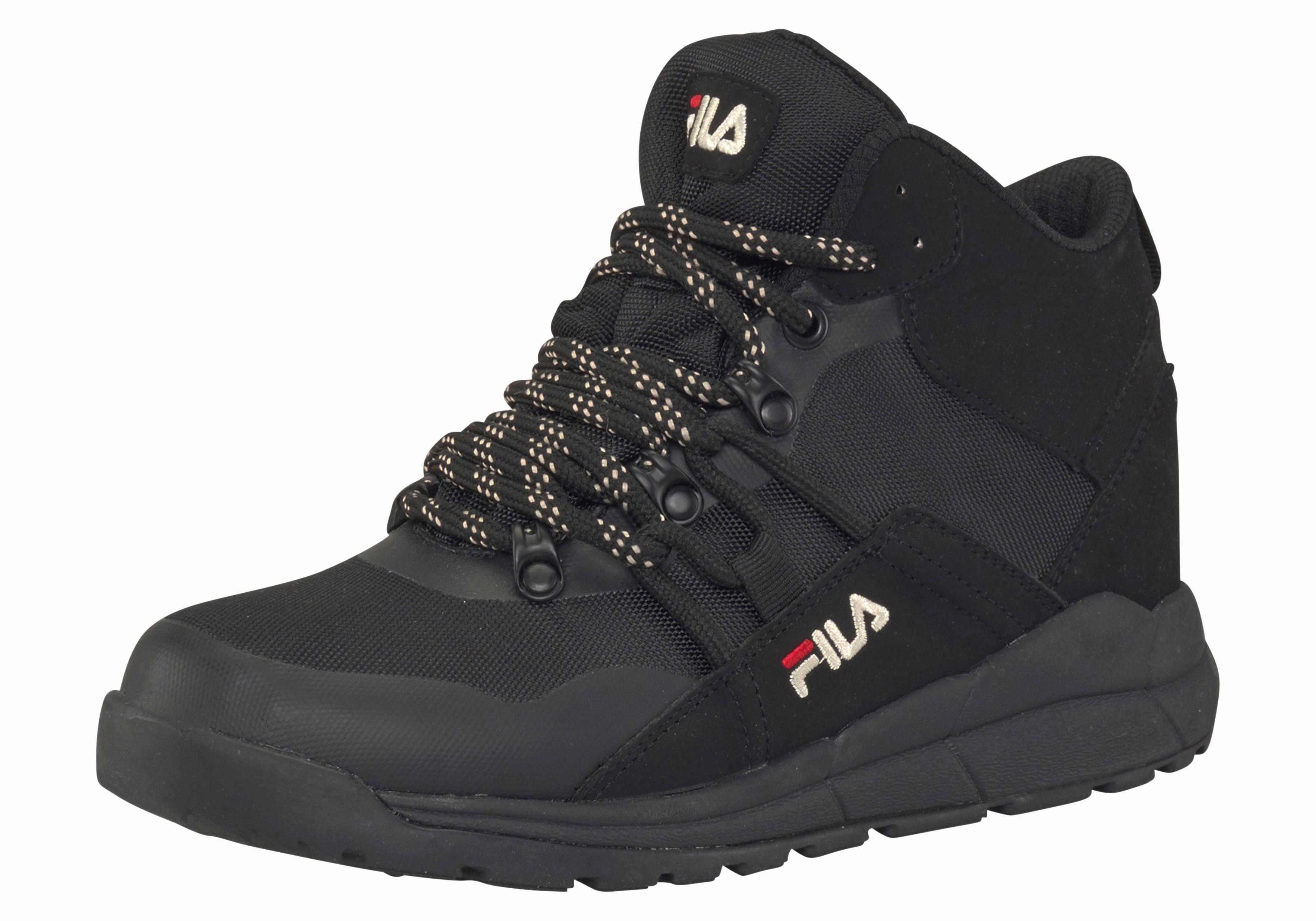 Fila Delta Mid Sneaker online kaufen  schwarz