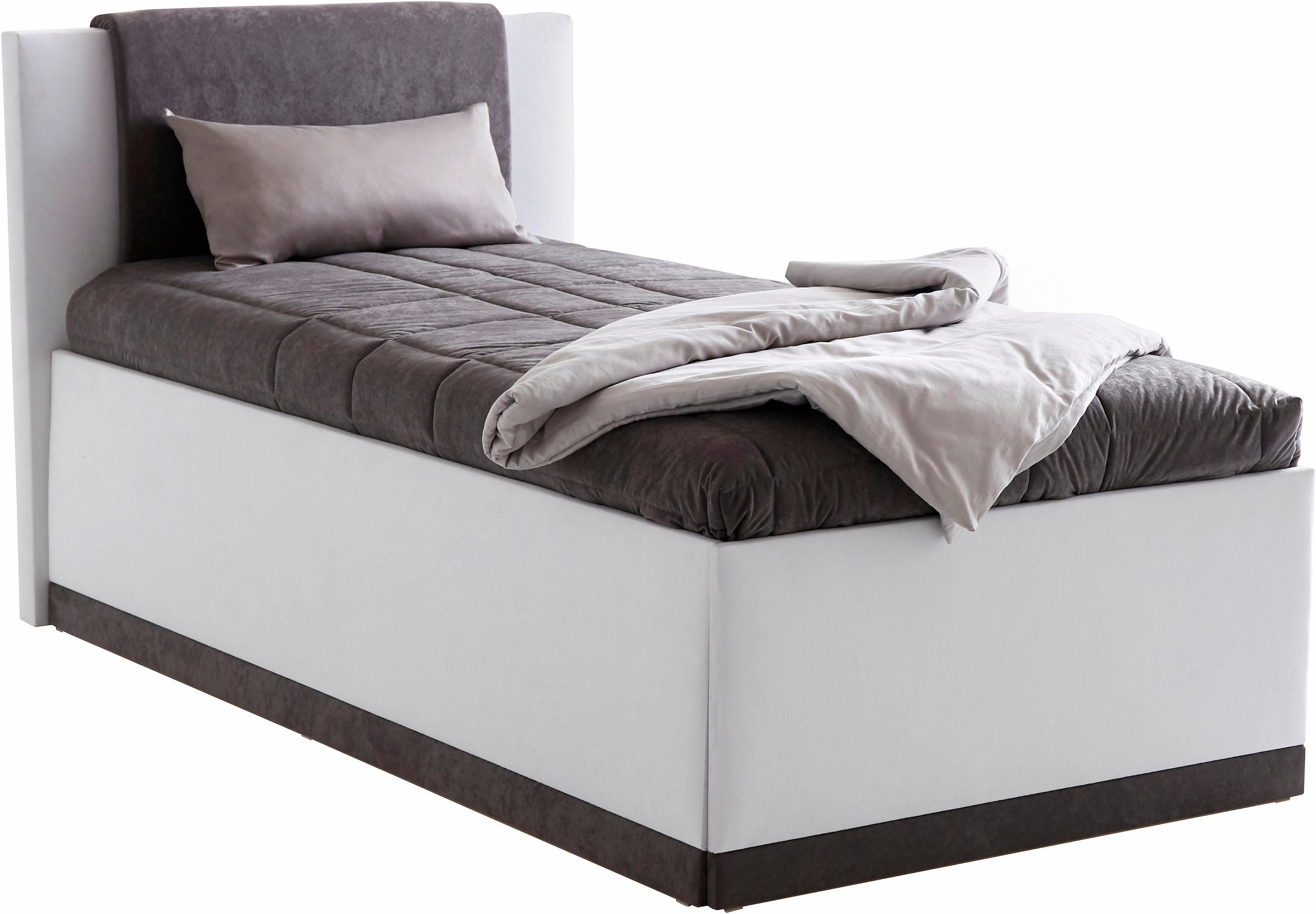 Westfalia Schlafkomfort Polsterbett inkl. Bettkasten und Tagesdecke   Schlafzimmer   Federn   Westfalia Schlafkomfort