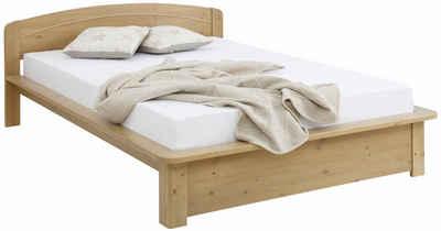 Home Affaire Bett »Antri«, In Drei Breiten Und Zwei Farben Erhältlich