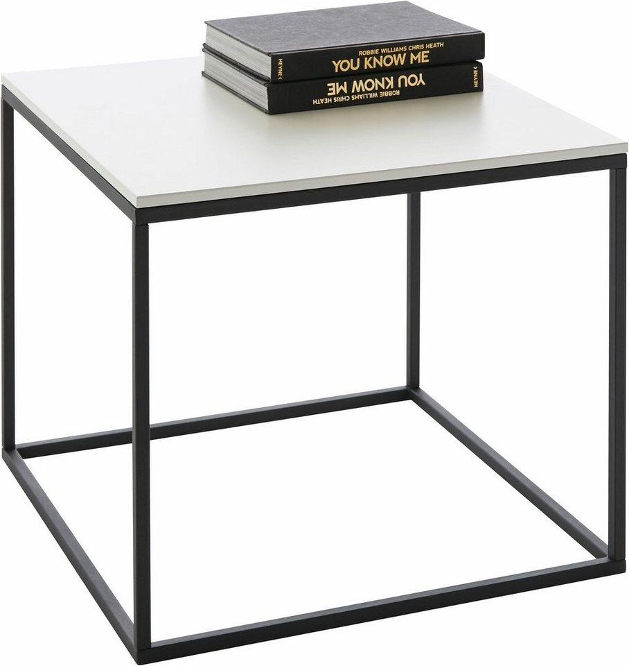 couchtisch quadratisch 60 cm online kaufen otto. Black Bedroom Furniture Sets. Home Design Ideas