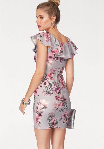 Melrose Sommerkleid, mit Volant