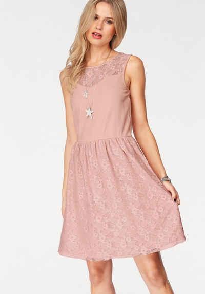 Rosa kleid xs