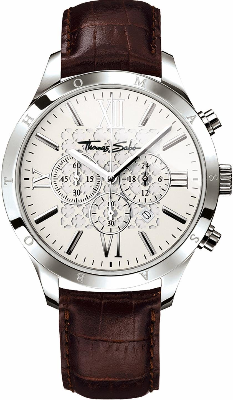 THOMAS SABO Chronograph »REBEL URBAN, WA0016-212-201«