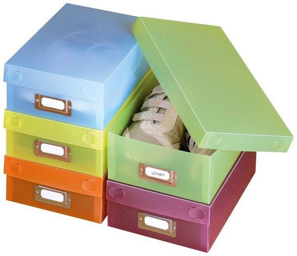 Aufbewahrungsbox , 10er Set