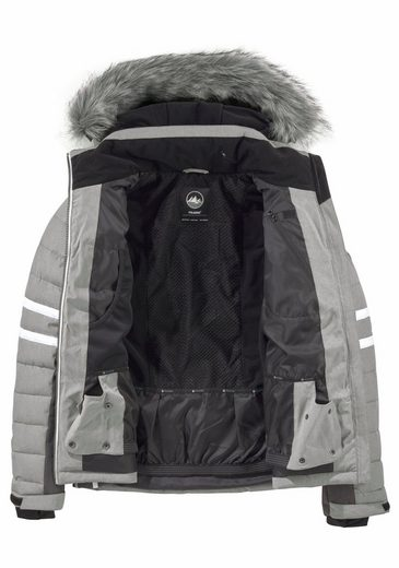Polarino Skijacke, Wind- And Waterproof