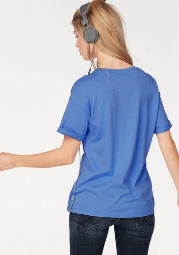 Converse T-Shirt Women's 3/4 sleeve crew tee