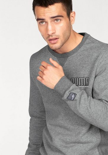 PUMA Sweatshirt STYLE ATHLETICS CREW FL