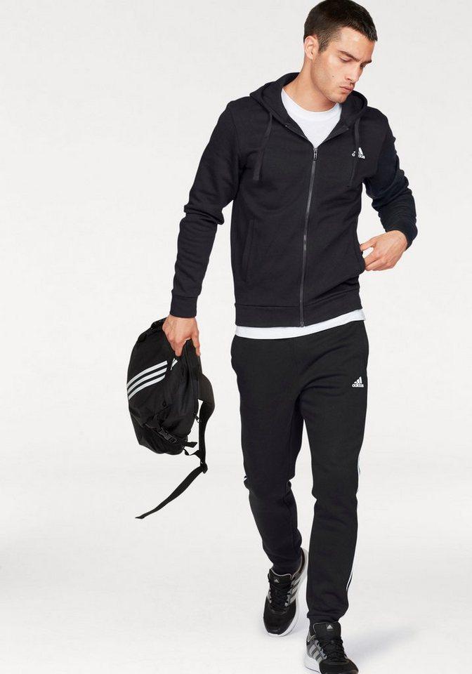 adidas performance jogginganzug cotton energize tracksuit. Black Bedroom Furniture Sets. Home Design Ideas