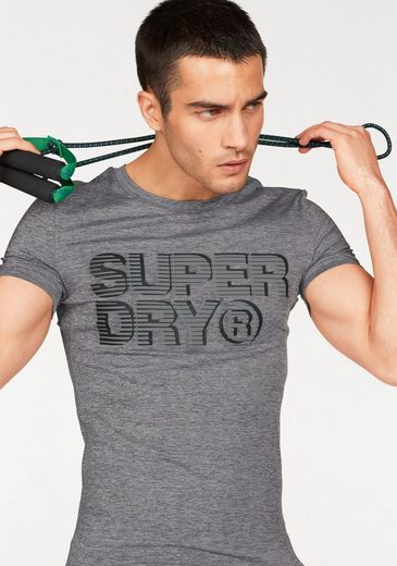 Superdry Funktionsshirt SPORT ATHLETIC GRAPHIC TEE