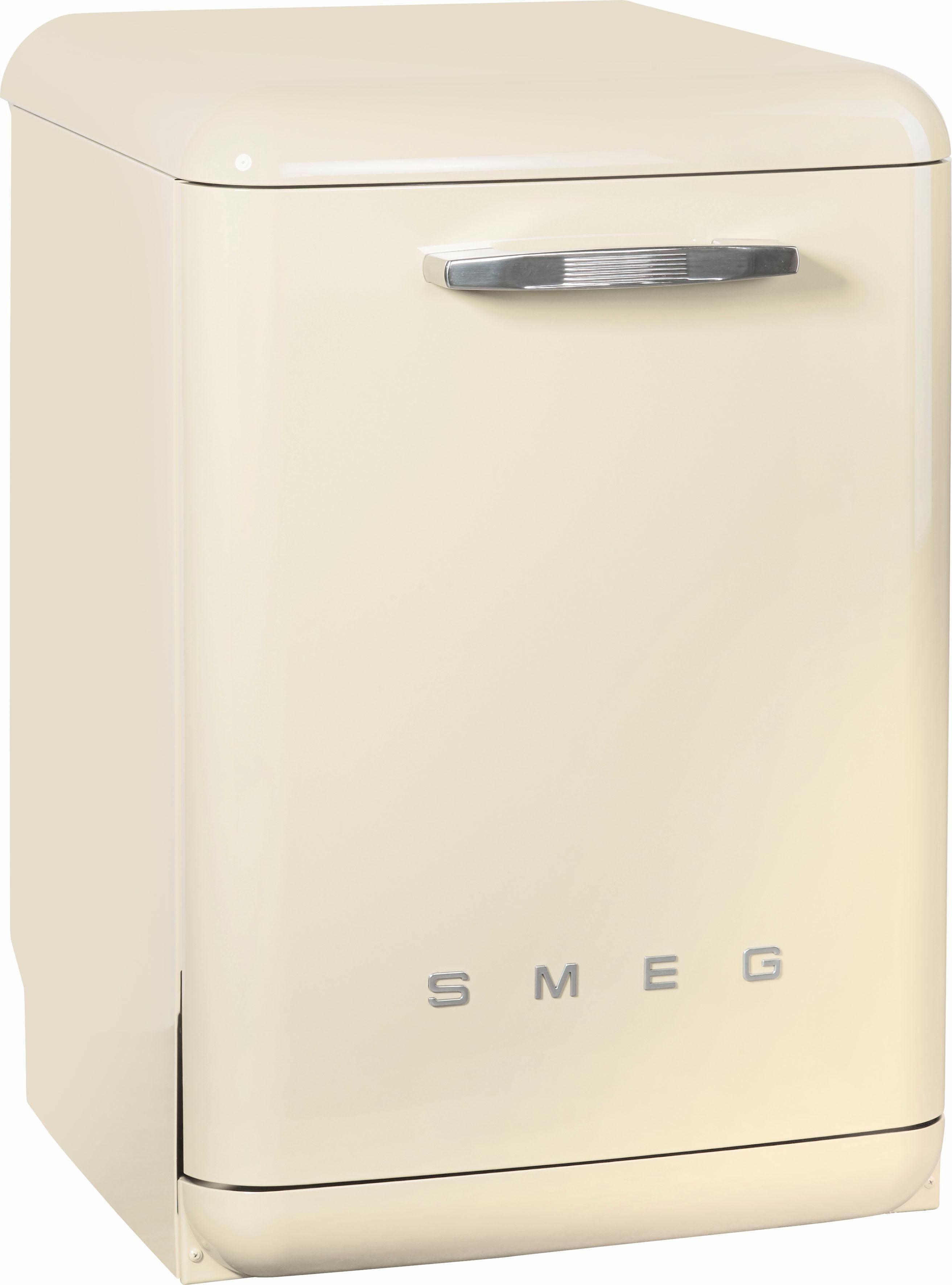 Smeg Standgeschirrspüler, 0,85 l, 13 Maßgedecke, Energieeffizienzklasse A+++
