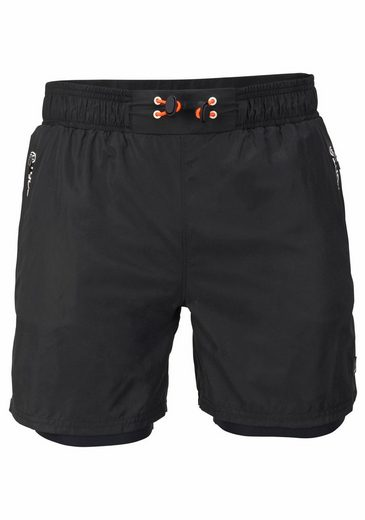 Superdry 2-in-1-Shorts TECH DOUBLE LAYER SHORT