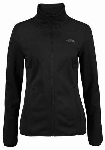 The North Face Softshelljacke WOMENs TANKEN FULL ZIP, - besonders leicht