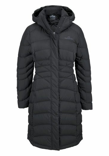 Kathmandu Downy Coat Duck Down - Down Water Resistant Finish