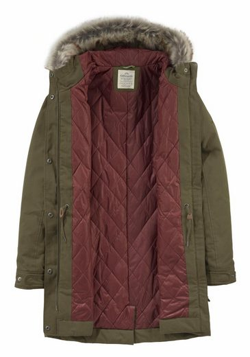 Kathmandu Functional Parka Creede, With Water-repellent Finish