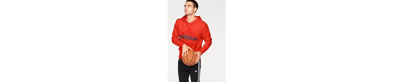 Billig Verkauf Visum Zahlung Online-Shopping Hohe Qualität adidas Performance Kapuzensweatshirt ESS LIN P/O FT Angebote Verkauf Billig Cqa2TEz