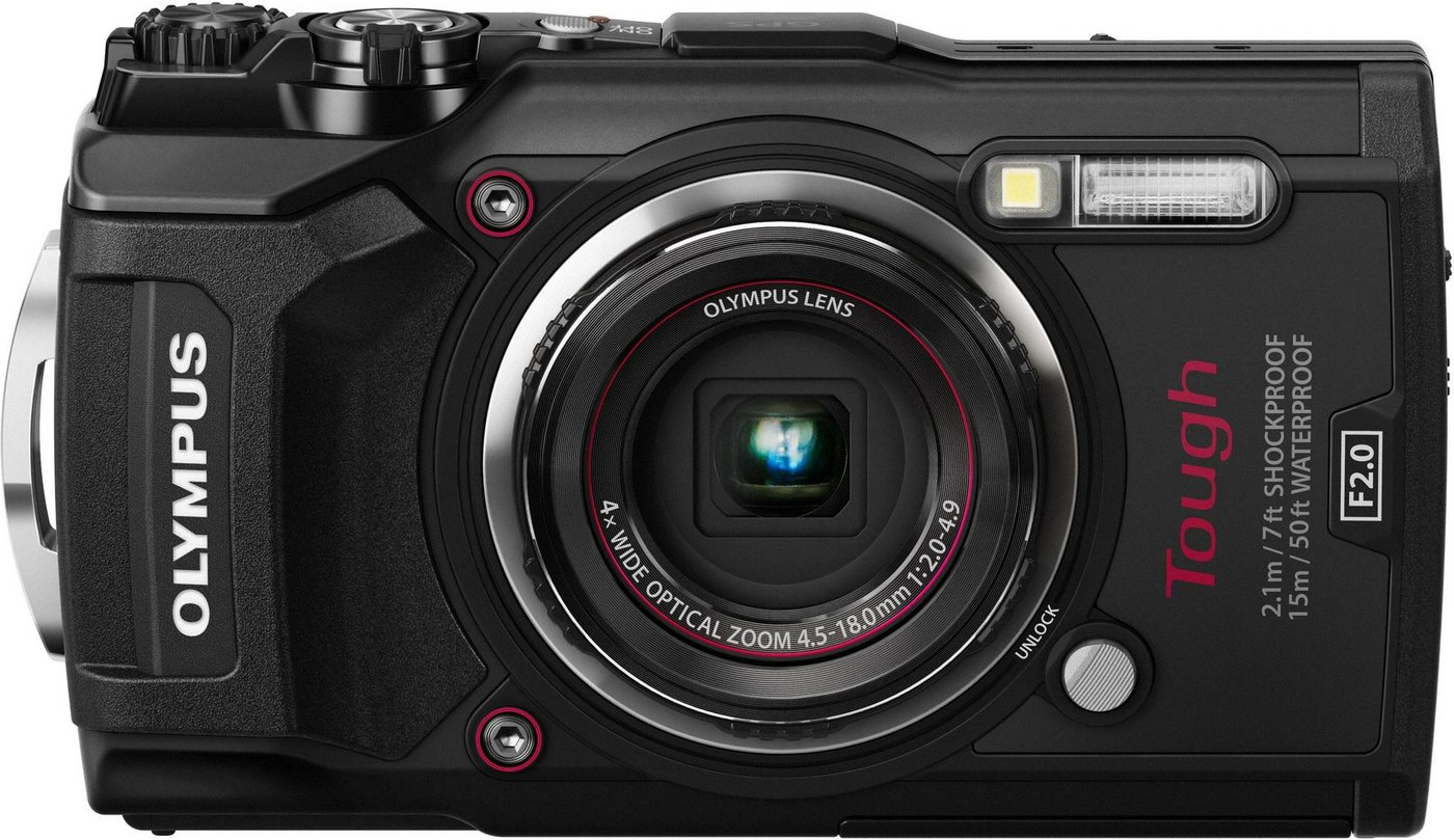 Action, Outdoorkameras - Olympus »TG5« Action Cam (WLAN (Wi Fi), 4x opt. Zoom)  - Onlineshop OTTO