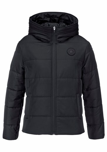 Converse Steppjacke Core Poly Fill Puffer, Warm Wattiert
