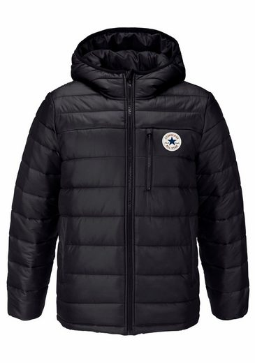 Converse Steppjacke CORE POLY FILL JACKET, Warm wattiert