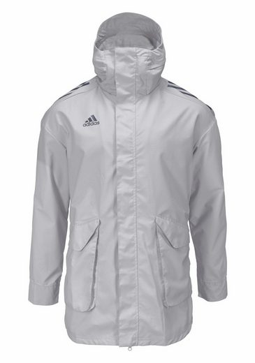 adidas Performance Funktionsparka TANF ALLW LONG JACKET, mit innenliegendem Bündchen