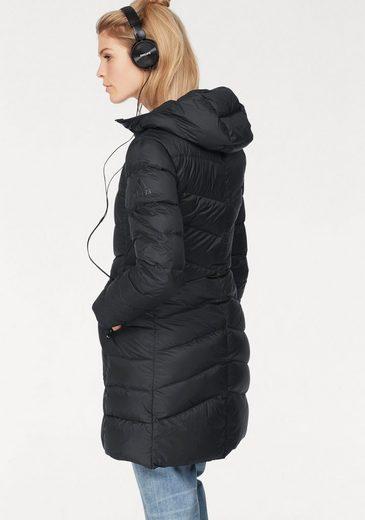 adidas Performance Steppmantel W CW NUVIC JKT, Climawarm: hält warm und trocken