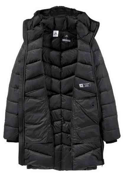 adidas Performance Steppmantel »W CW NUVIC JKT«, Climawarm: hält warm und trocken